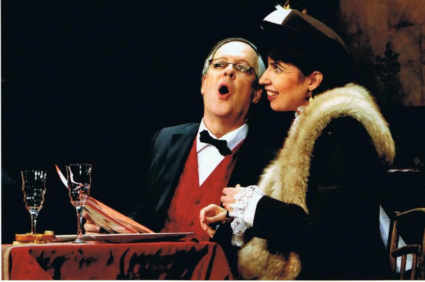 Opéra Bouffe LE BAL DES COUVERTS - La Marmite à Malices